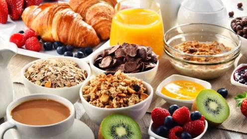 不吃早餐有3大好处,很多人都不知道,网友:原来都是早餐惹的祸