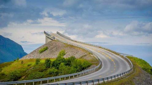 """桥也会""""骗人""""?经常让驾驶员误以为是断桥,看着都害怕"""
