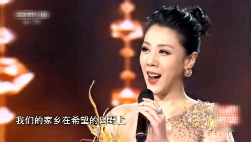 青年歌唱家王喆演唱《在希望的田野上》,真好听