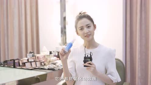 服饰美容×兰芝×陈钰琪