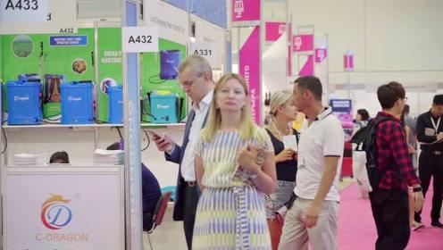 中国消费品俄罗斯品牌展圆满闭幕