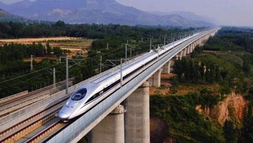 为什么高铁不建设在平地,而是要多建高架桥呢?看完总算知道了