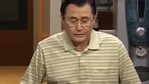 人鱼小姐雅俐瑛在朱旺家吃面,朱旺爸爸要带她吃去吃!