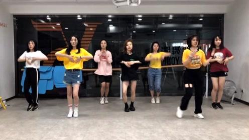 瓜瓜老师 常规班舞蹈教学 权志龙《Today》