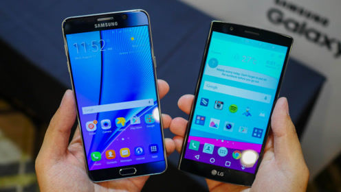 OLED和LCD屏幕差距有多大?拿出手机对比后,差距一目了然