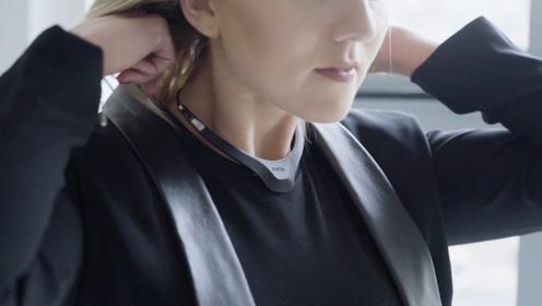 脖子里戴上这个小装置,再也不会偷吃东西啦,减肥还困难吗?