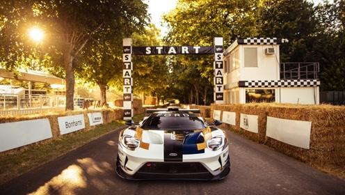 新福特GT现身古德伍德,看外观我已经爱上它!