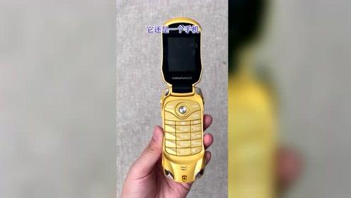 法拉利版手机,太帅了!