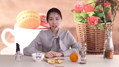橙子皮的4种妙用,驱蚊虫,加白醋清新空气,泡水喝补充维C
