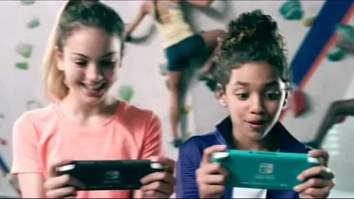 科技三分钟:任天堂Switch Lite来了;小米新总部落成