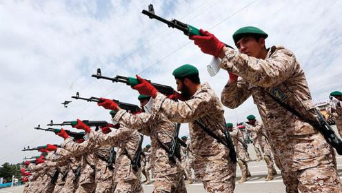 伊朗刚宣布此消息,西北部就发生激战,这是美国对付伊朗的第一招