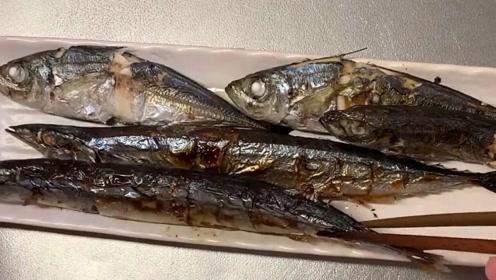 中国这种鱼无人问津,在日本一条10元供不应求,烤着吃最受欢迎
