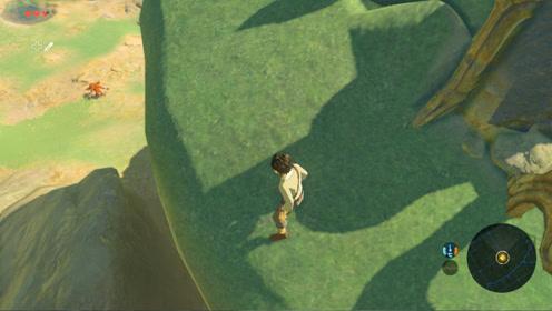 海贼王传说10:地图显示在山顶却没有找到,我选择了跳崖