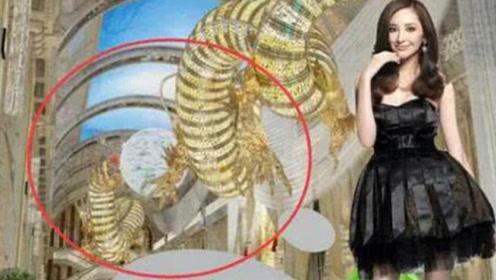 """吴佩慈为讨婆婆欢心 花9亿为其酒店造""""巨龙"""""""