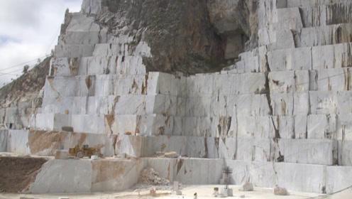 这座矿山已经开采了几千年,依然源源不绝地为主人创造财富