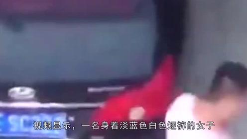 大庆一男子,为何当街暴打前女友?警方:已被行政拘留