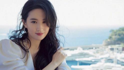 刘亦菲自曝18岁时为拍好《神雕侠侣》,落下了终身颈椎病