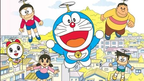 最恐怖真人版哆啦A梦,颜值与动漫不符秒变恐怖片?
