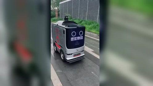 这就是以后的快递行业,人工智能将替代人工