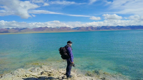 自驾最美圣湖纳木措,在没有信号的湖边待了3天,这风景真的值