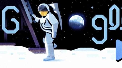 谷歌发布人类登月50周年动画短片:它改变了我们的世界观