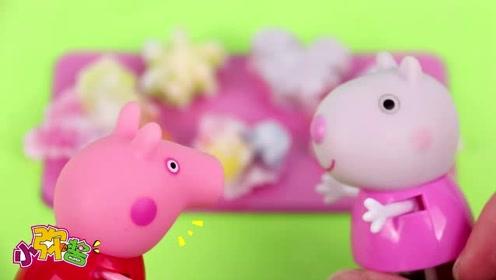 多种类日本食玩糖果 连小羊苏西都闻着香味找来啦 玩具故事