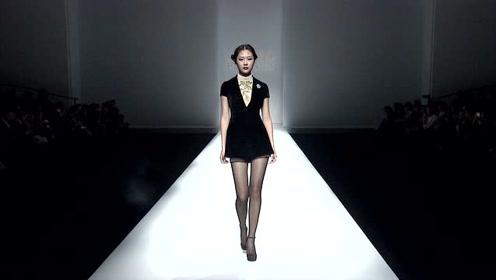不必说,小黑裙永远是时尚界的宠儿