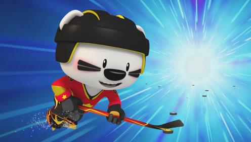 番外篇《冰球英雄》第4集 灵性控球