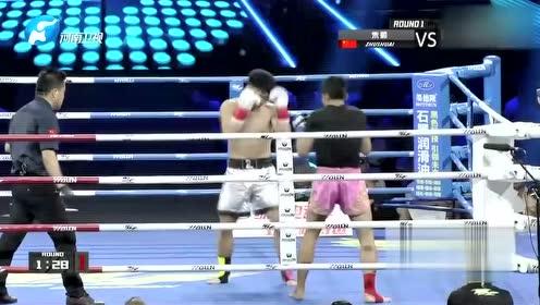 男子65公斤级对决:朱帅VS阿郎猜