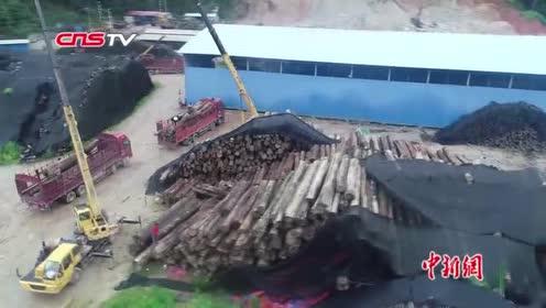 云南武警打击特大跨境走私犯罪集团查获数亿元走私资产