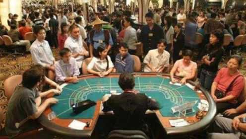 在澳门赌博赢了1个亿,赌场会乖乖给钱放你走吗?看完别再被骗了