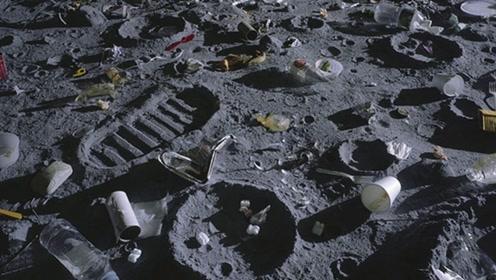 月球上发现200吨垃圾,到底是谁丢在那的这下终于知道了