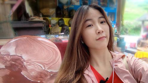 实拍桂林农村的玉石店,各类宝石卖到白菜价