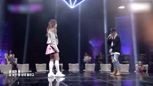 《unpretty rapstar 3》田小娟battle