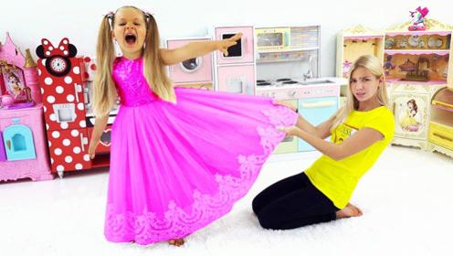 爱美之心人皆有,妹妹和姐姐相中同一款衣服,该如何是好?