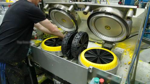 高端技术,惊人的工厂机器加工过程!太厉害了