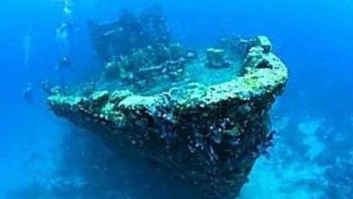 中国打捞日本沉船,美方提议还给日本,中国只还 一样