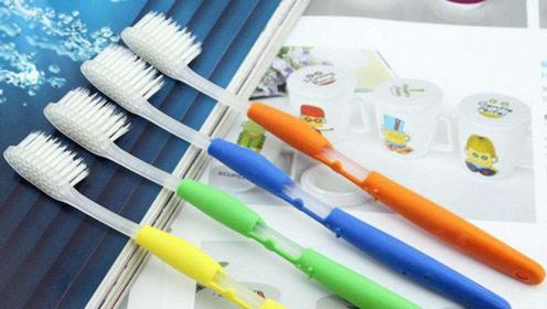 牙刷一定要一周清洗一次!可别不当回事,不然牙刷比马桶还脏