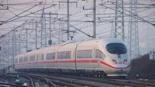 高铁速度这么快,难道不怕上面的电线断掉吗?看完涨知识了!