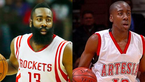 NBA也是整容院  这3人从毛头小子蜕变成型男