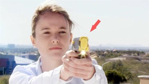 """最仁慈""""手枪"""",没子弹用只飞飞镖,最强女子防身装备"""