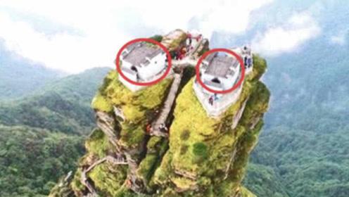 贵州深山隐藏一座天空之城,被美国媒体誉为不可思议的建筑