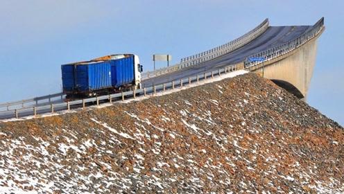 世界最刺激高速公路,8公里12座桥堪比过山车,一起来见识下!