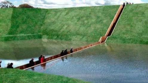 """世界上最""""乌龙""""的桥!只因工程队拿反图纸,结果铸就奇迹!"""