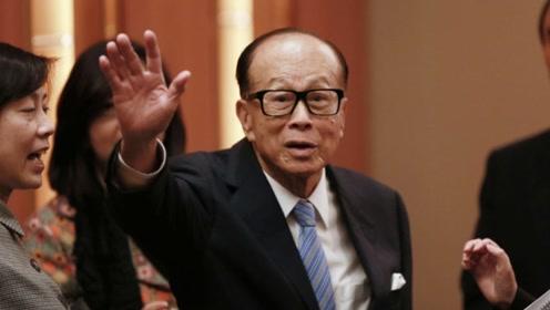 香港首富李嘉诚,为啥当年极力反对港珠澳大桥?不亏是商人!