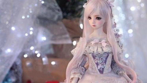 世界上最贵的洋娃娃,一个售价几百万,土豪们必须盘它!