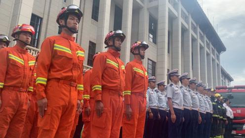 首创!专业消防队伍成建制进驻国家博物馆 配备25名消防员