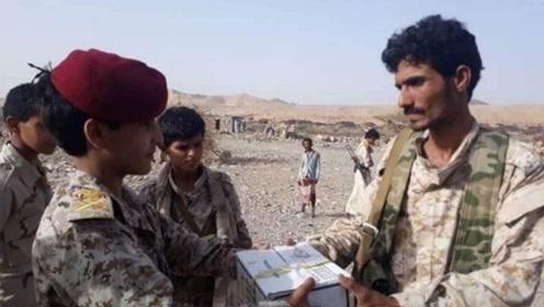 也门军队最年轻少将,仅15岁就走上战场,背后故事令人心酸