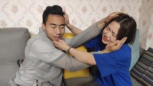 丈夫去相亲,却偶遇前妻,一个细节暴露,两人抱头痛哭