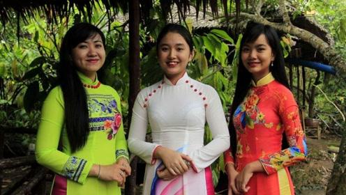 如果去越南旅游,500块能够享受什么服务?当地居民说出答案